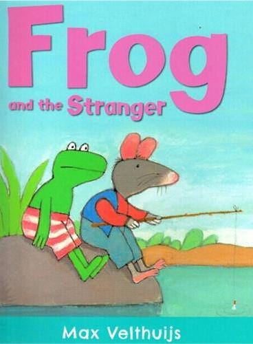 Frog and the Stranger《弗洛格和陌生人》ISBN9781783441433