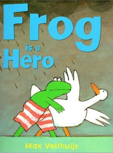 Frog is a hero《弗洛格是个英雄》ISBN9781783441440