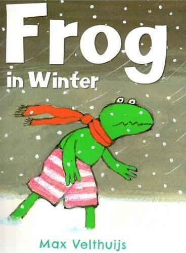Frog in Winter《冬天里的弗洛格》ISBN9781783441471