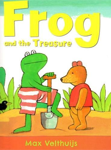 Frog and the Treasure《弗洛格找宝藏》ISBN9781783441518