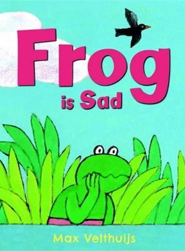 Frog is Sad《难过的弗洛格》ISBN9781783441525