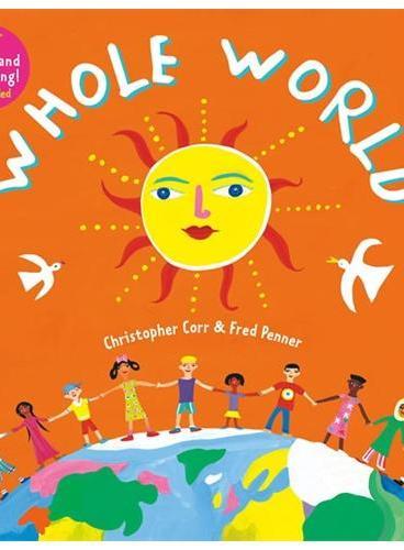 Whole World(A Barefoot Singalong)整个世界(书+CD)ISBN9781846868320