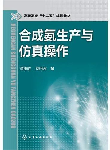合成氨生产与仿真操作(黄康胜)