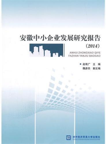 安徽中小企业发展研究报告