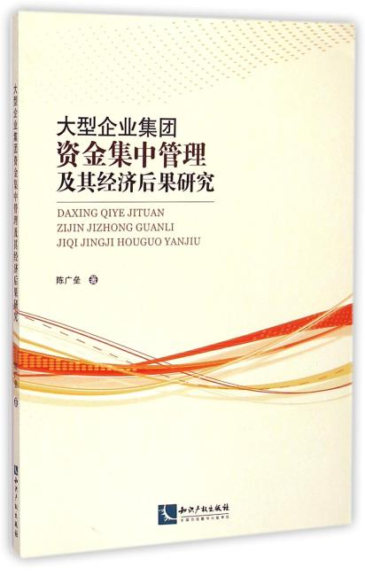 大型企业集团资金集中管理及其经济后果研究