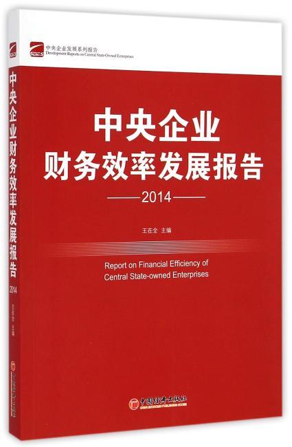 中央企业发展系列报告-中央企业财务效率发展报告.2014