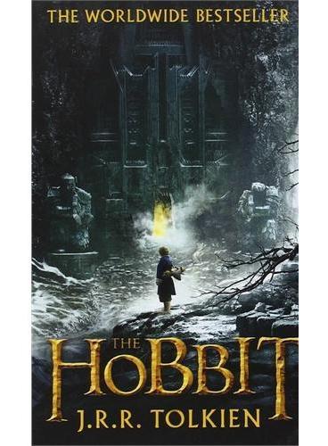 The Hobbit 霍比特人(英国版,电影封面版)ISBN9780007525508