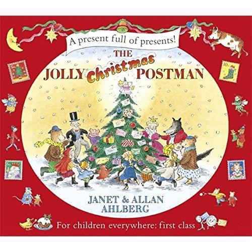 The Jolly Christmas Postman [Hardcover]快乐的圣诞邮差(精装礼品书)ISBN9780141340111