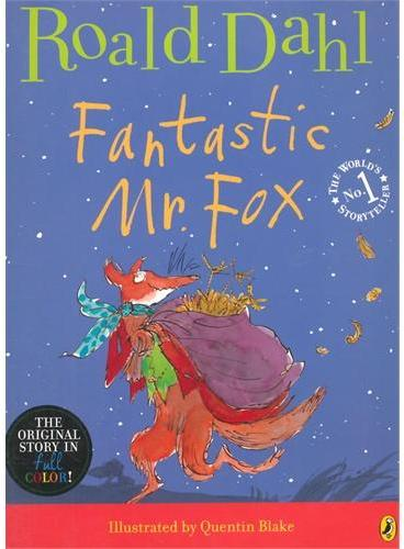 Fantastic Mr. Fox了不起的狐狸爸爸(彩色插图版)ISBN9780142423431