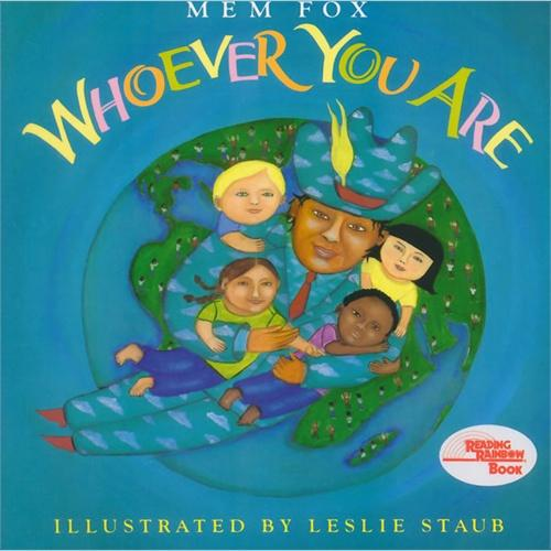 Whoever You Are (Reading Rainbow Books)无论你是谁ISBN9780152060305