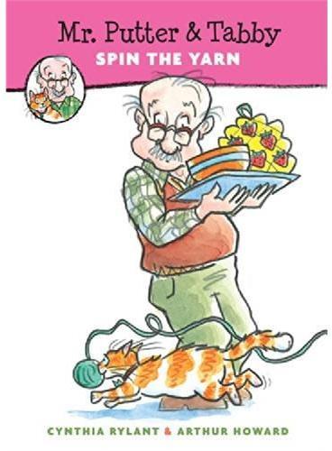 Mr. Putter & Tabby Spin the Yarn普特先生和特比追线团ISBN9780152060954