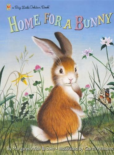 Home for a Bunny (Big Little Golden Book)小兔子的家(大开本金色童书)