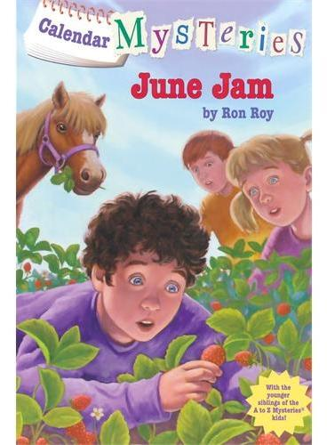 Calendar Mysteries #6: June Jam困扰的六月ISBN9780375861123