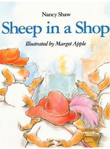 Sheep in a Shop好奇猴乔治在商店ISBN9780395706725