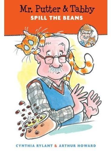 Mr. Putter & Tabby Spill the Beans普特先生和特比撒豆子ISBN9780547414331