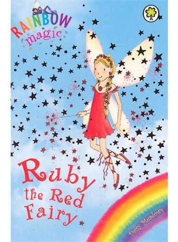 Rainbow Magic: Ruby the Red Fairy 1彩虹仙子#1红色仙子ISBN9781843620167