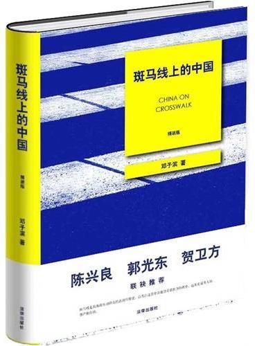 斑马线上的中国 (精装版)