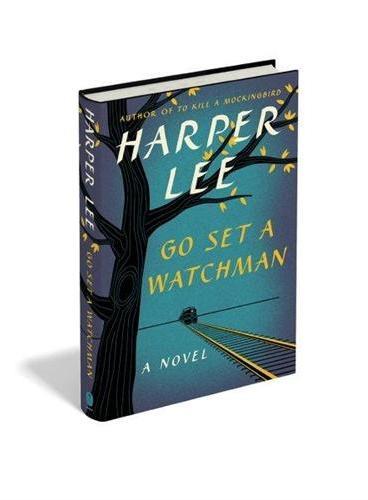 Go Set a Watchman  To kill and mockingbird(杀死一只知更鸟)作者、普利策奖得主(the Pulitzer Prize-winner)Harper Lee(哈珀李)继前著后将中断近十年的小说重新完成,讲述50年代的美国社会中的爱恨情仇