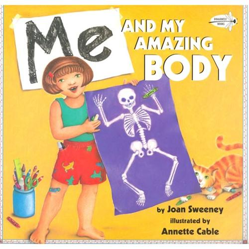 Me and My Amazing Body(Dragonfly Books)奇妙的身体ISBN9780375806230ISBN9780375806230