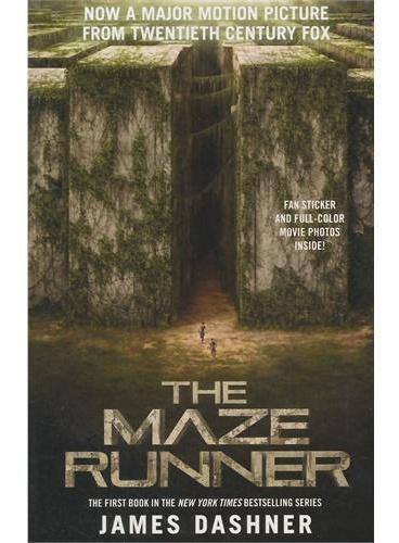 The Maze Runner#1 移动迷宫ISBN9780385385206
