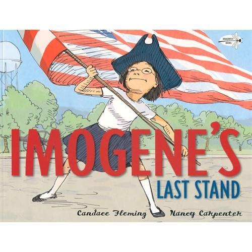 Imogene's Last Stand(Dragonfly Books)伊木真的最后一站ISBN9780385386548
