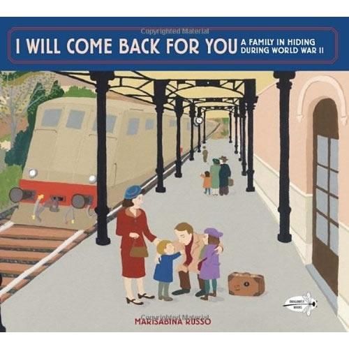 I Will Come Back for You(Dragonfly Books)我会回来的ISBN9780385391498