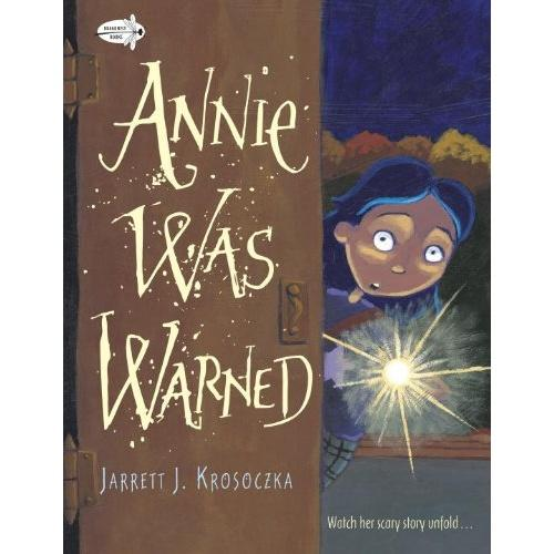 Annie Was Warned(Dragonfly Books)小心啊,安妮ISBN9780385753418