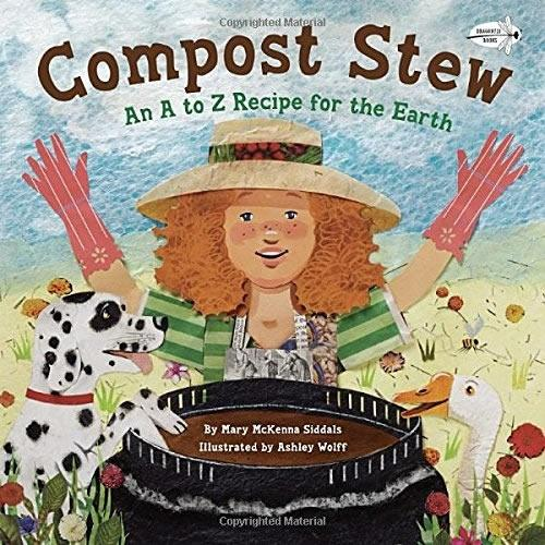 Compost Stew: An A to Z Recipe for the Earth(Dragonfly Books)土壤里的A到ZISBN9780385755382