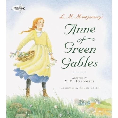 Anne of Green Gables(Dragonfly Books)绿山墙的安妮ISBN9780440416142ISBN9780440416142