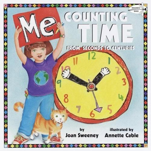 Me Counting Time: From Seconds to Centuries(Dragonfly Books)数数时间ISBN9780440417514ISBN9780440417514