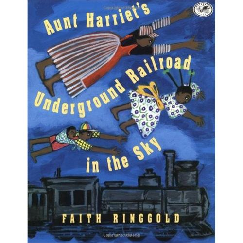 Aunt Harriet's Underground Railroad in the Sky (Dragonfly Books)哈瑞特阿姨和铁路ISBN9780517885437ISBN9780517885437