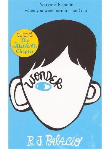 Wonder奇迹ISBN9780552565974