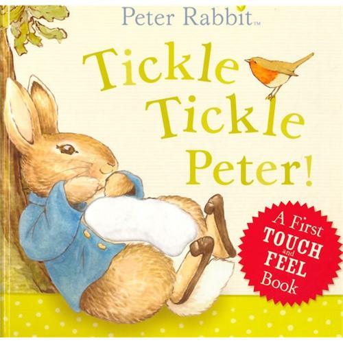Peter Rabbit: Tickle Tickle Peter!彼得兔挠痒痒ISBN9780723267201