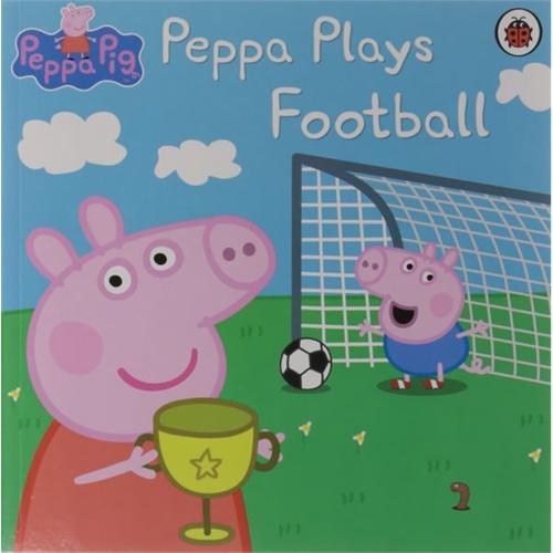 Peppa Pig: Peppa Plays Football小猪佩奇故事书:踢足球ISBN9781409305996