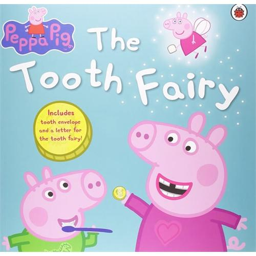 Peppa Pig: The Tooth Fairy小猪佩奇故事书:牙齿仙女ISBN9781409309284