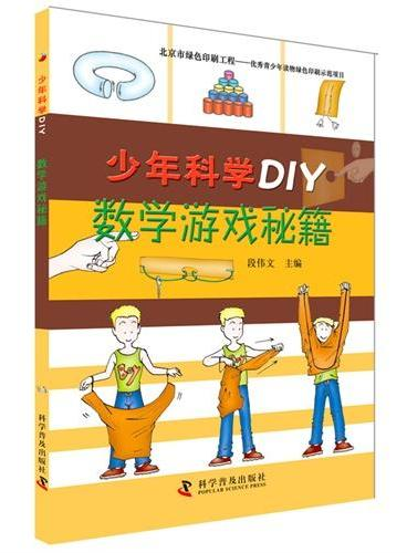 少年科学DIY—数学游戏秘籍