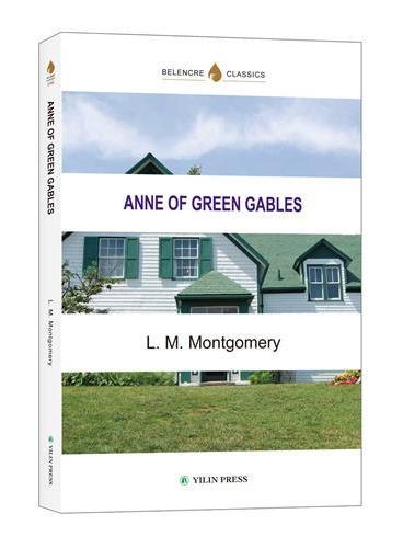 英文经典-绿山墙的安妮(英文版)