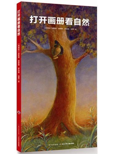 打开画册看自然(阅读、艺术推广人姬炤华导读并推荐,让3~6岁孩子轻松理解数学、时间、矛盾、对立统一等概念的自然启蒙画册。)(海豚传媒-心喜阅出品)