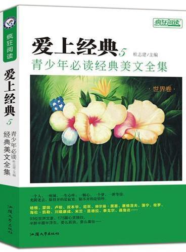 疯狂阅读爱上经典5 经典美文全集(世界卷)