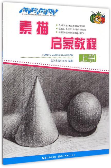 青少年宫美术培训丛书--素描  启蒙教程(上册)