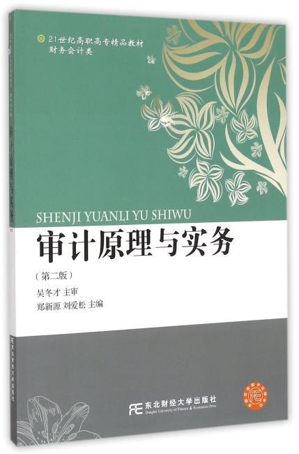 审计原理与实务(第二版)