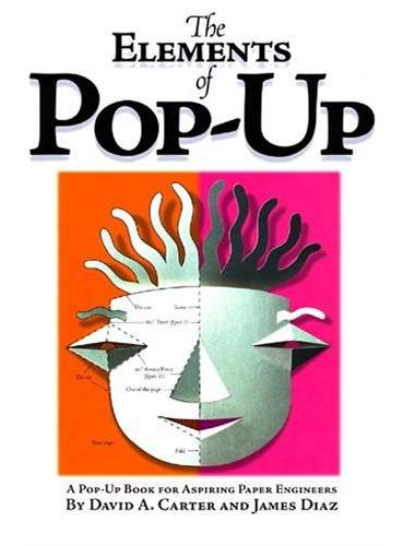 Elements of Pop Up艺术立体书ISBN9780689822247