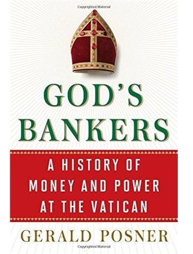 God's Bankers (ISBN=9781416576570)
