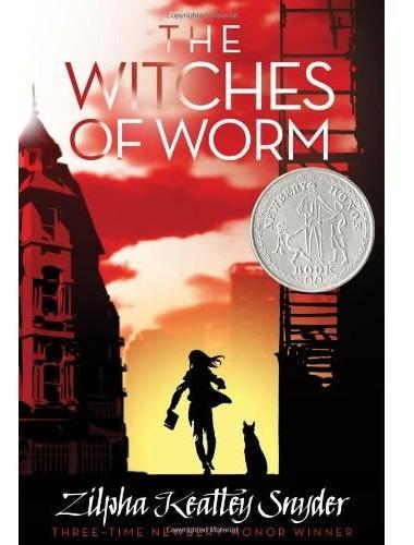 The Witches of Worm(Newberry Honor)女巫的猫(荣获纽伯瑞银奖)ISBN9781416990536