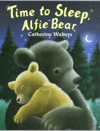 Time to Sleep, Alfie Bear!小熊奥菲系列故事:该睡觉了,小熊奥菲 ISBN9781845063474