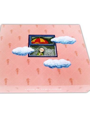 幾米礼盒:相思(正版授权幾米多功能礼盒《我只能为你画一张小卡片》系列)