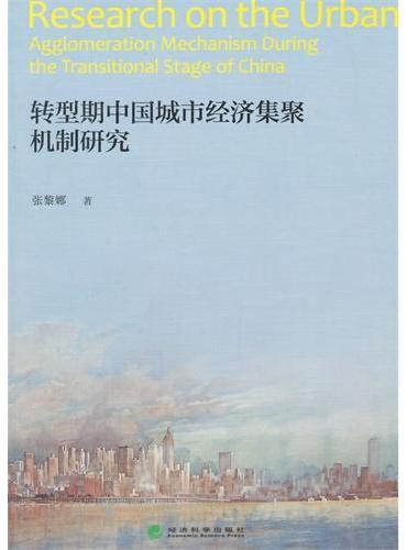 转型期中国城市经济集聚机制研究
