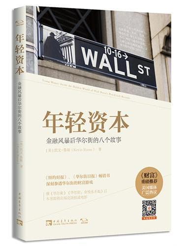 年轻资本:金融风暴后华尔街的八个故事