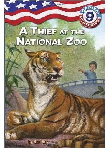 Capital Mysteries #9: A Thief at the National Zoo国家动物园的小偷