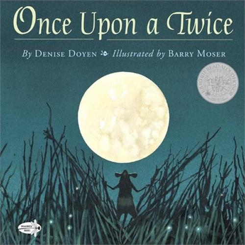 Once Upon a Twice(Dragonfly Books,E.B. White Read-Aloud Award Honor )小老鼠的月夜冒险(荣获怀特朗读银奖)ISBN9780449817940